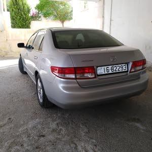 For sale Honda Accord car in Irbid