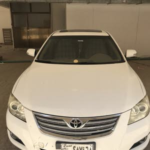 Gasoline Fuel/Power   Toyota Aurion 2007
