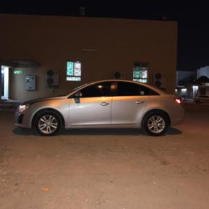 50,000 - 59,999 km Chevrolet Cruze 2015 for sale