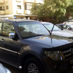 2013 Used Pajero with Automatic transmission is available for sale