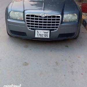Turquoise Chrysler 300C 2008 for sale