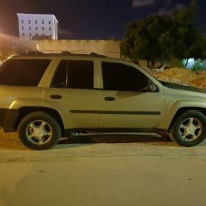 160,000 - 169,999 km Chevrolet TrailBlazer 2006 for sale