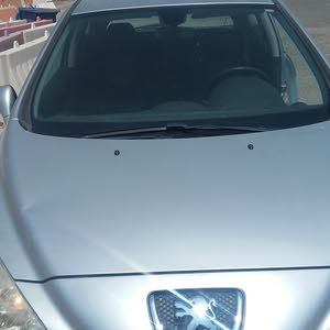 بيجو 308  2008  بحالة جيدة جيدا للبيع