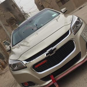 Chevrolet Malibu 2015 For sale - Gold color