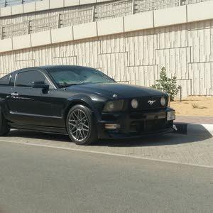 2009 Ford Mustang GT Panaroma