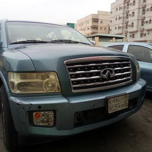 سيارات انفنيتي 2008 Qx56