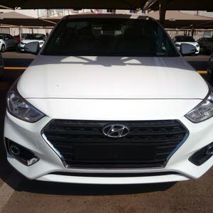For sale 2018 White Accent