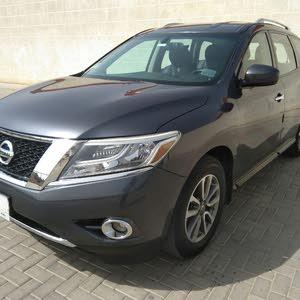 Automatic Used Nissan Pathfinder