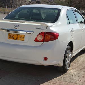 180,000 - 189,999 km mileage Toyota Corolla for sale