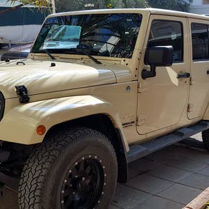 km Jeep Wrangler 2012 for sale