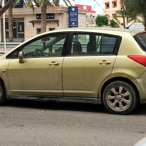 For sale Used Nissan Tiida