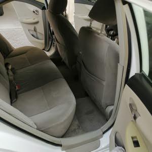 Toyota corolla 2013 model gcc space full autocratic