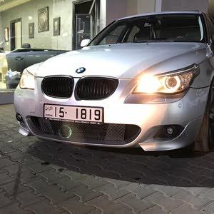 BMW 530   فحص كامل مميزة