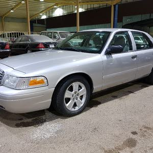 Silver Ford Crown Victoria 2007 for sale