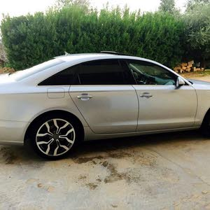 Audi A6 made in 2013 for sale
