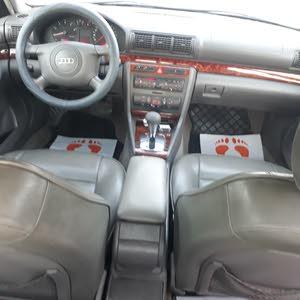 A4 2001 بحالة الوكاله