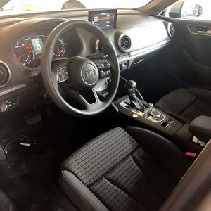 Audi A3 car is available for sale, the car is in Used condition