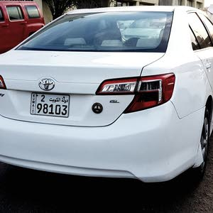 Camry2012 monthly installments