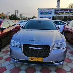 Chrysler 300C 2017 For sale - Silver color