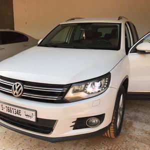 Volkswagen Tiguan 2013 for sale in Tripoli
