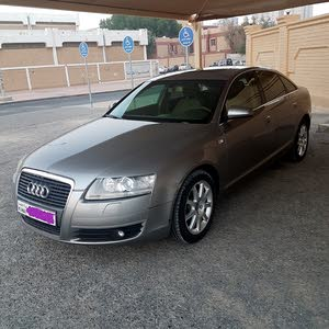Audi A6 2007 in good condition for sale
