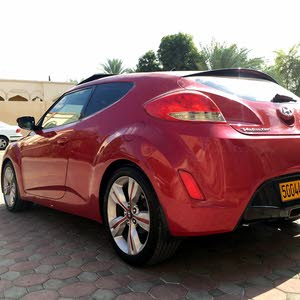 Red Hyundai Veloster 2013 for sale