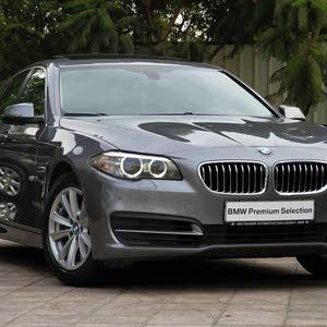 الفئة الخامسة BMW 520i Gold Package