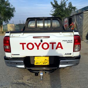 Toyota Hilux 2017 in Baghdad - Used