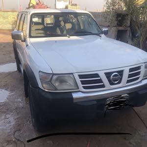 Nissan Patrol in Basra