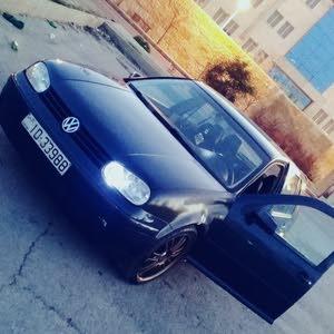Manual Blue Volkswagen 2000 for sale