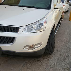 Chevrolet Traverse 2012 - LT + White - Built in Navigation System (First owner)