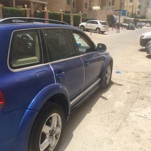 Volkswagen Touareg car for sale 2007 in Al Ahmadi city