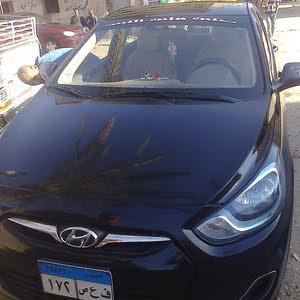 Hyundai Accent 2015 in Cairo - Used