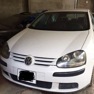 Volkswagen Golf car for sale 2006 in Tripoli city