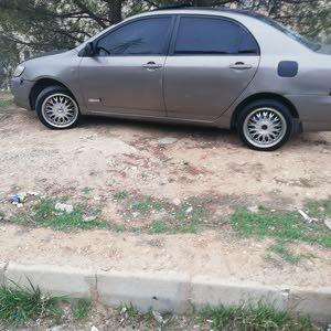 80,000 - 89,999 km mileage Toyota Corolla for sale