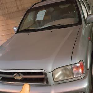 Silver Nissan Pathfinder 2002 for sale