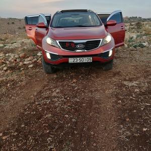 2011 Kia Sportage for sale in Irbid