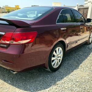 Maroon Toyota Aurion 2008 for sale