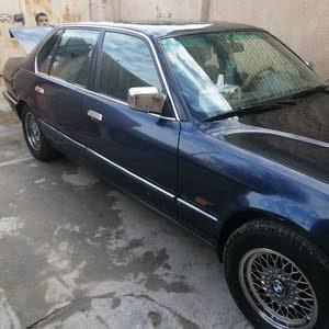 BMW1991 اوتوماتيك وارد ياباني رقمها بغداد