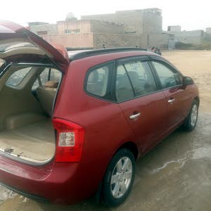 For sale 2008 Maroon Carens