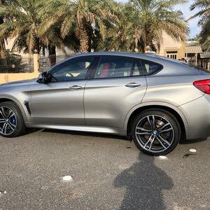 BMW X6M بحالة جيدة