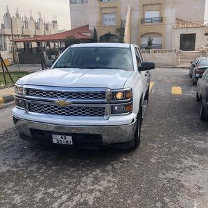 Chevrolet Silverado 2015 For sale - White color