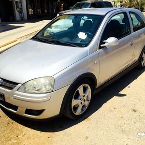For sale Opel Corsa car in Tripoli