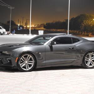 For sale 2016 Grey Camaro