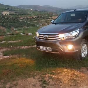 For sale a Used Toyota  2017