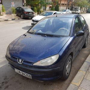 Used Peugeot 206 in Amman