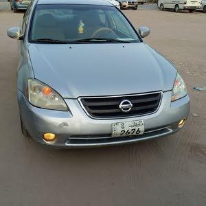 +200,000 km Nissan Altima 2007 for sale