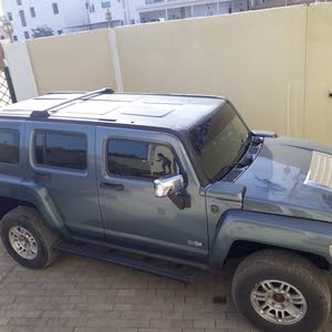 Hummer H3 2007 For sale - Turquoise color