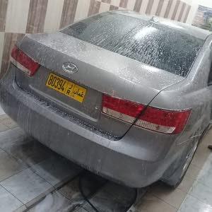 Gasoline Fuel/Power   Hyundai Sonata 2007