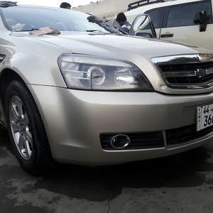 Chevrolet Caprice 2010 V6 Gold colour for sale for 1400 kd Fahaheel souk sabah